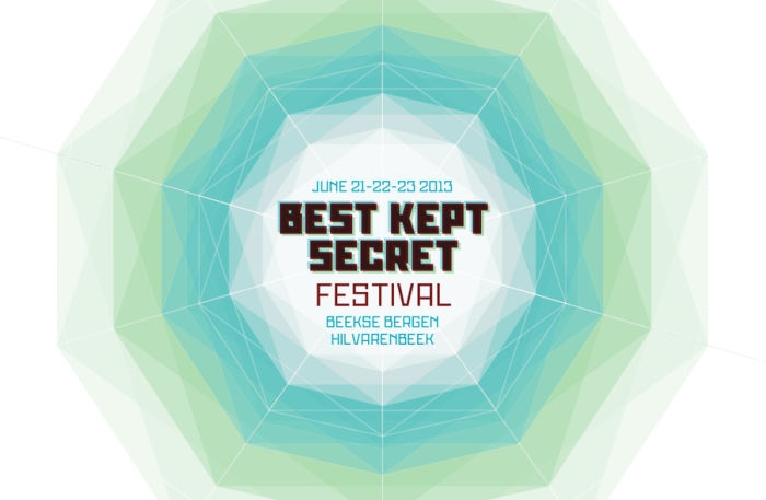 best kept secret festival logo